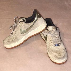Suede Nike Air Force 1